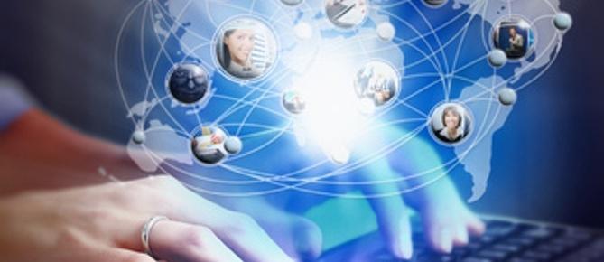 Die Kommunikation des Verkäufers im Internet